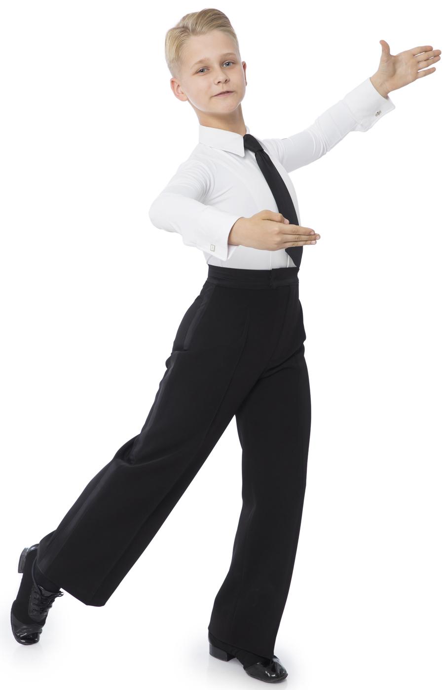 Ballroom body/shirt for waistcoat