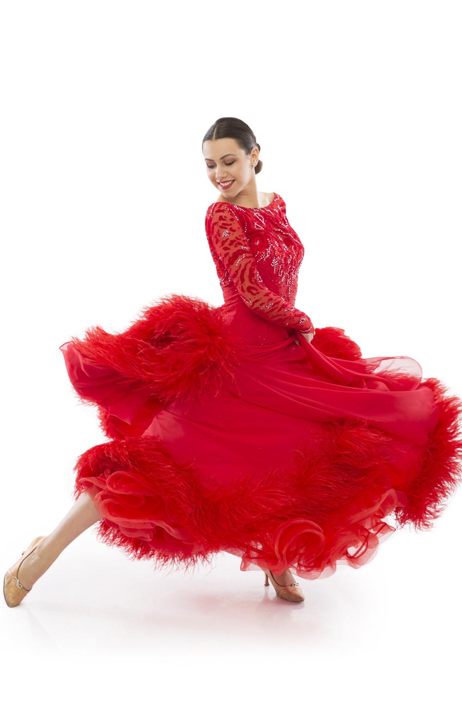 Ballroom dress Sylvie