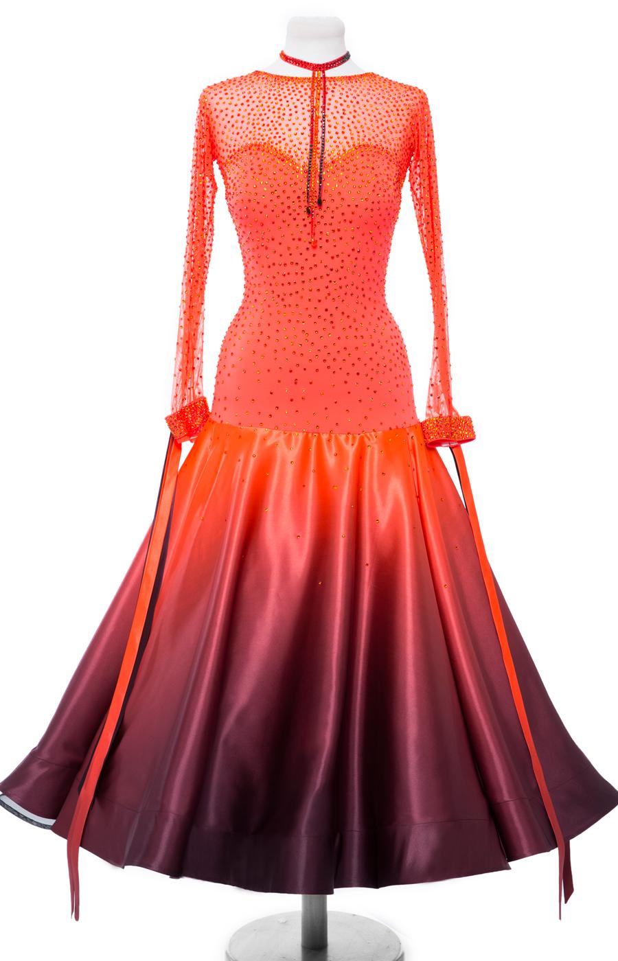Ballroom dress Tango Flare
