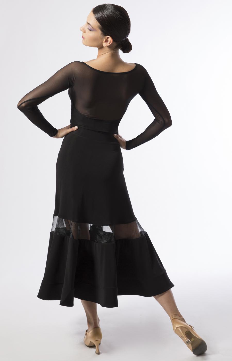 Ballroom skirt Bianca