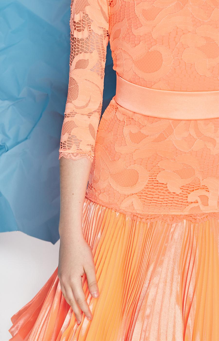 Clementine juvenile dress