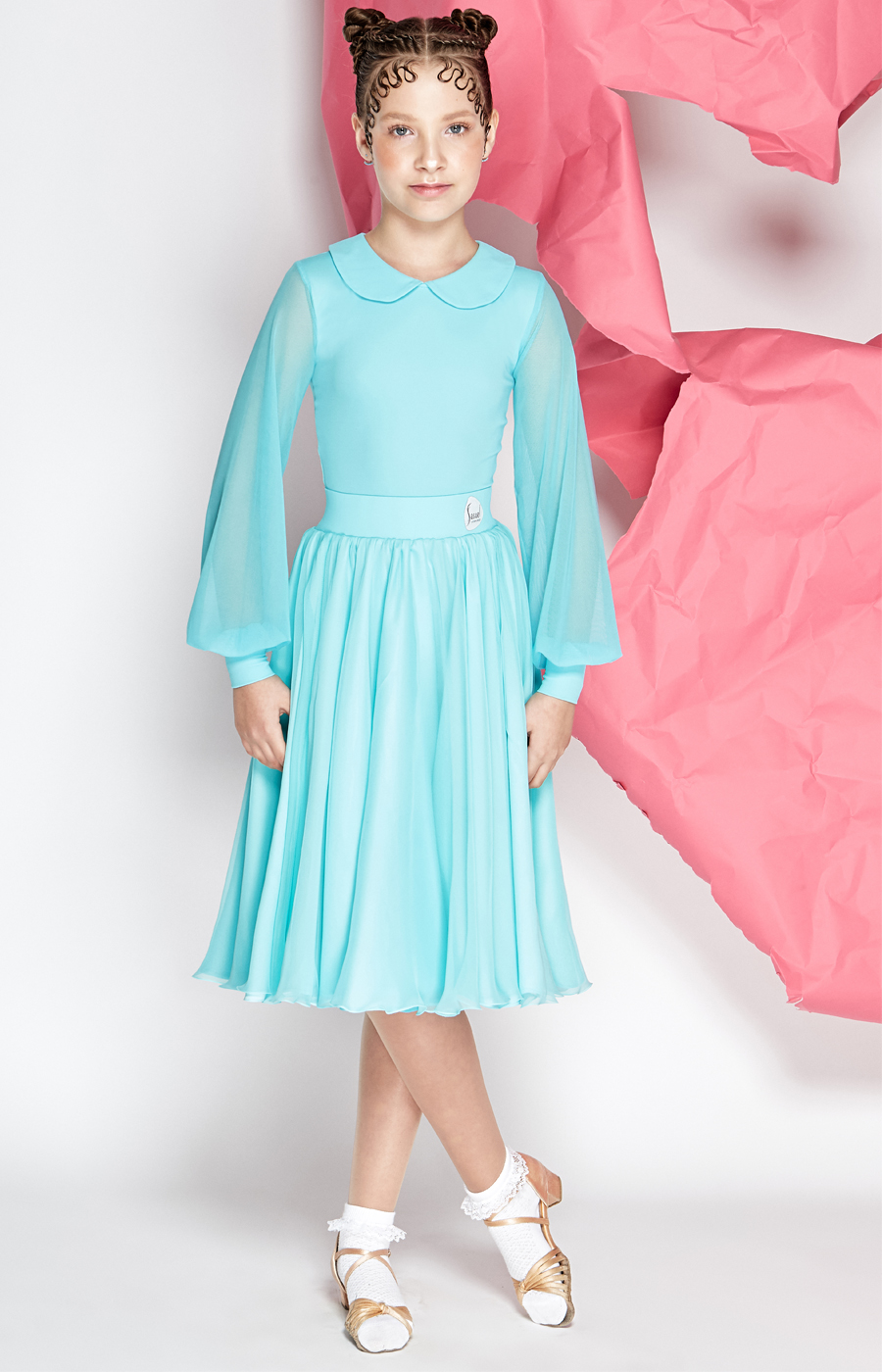 Heidi juvenile dress