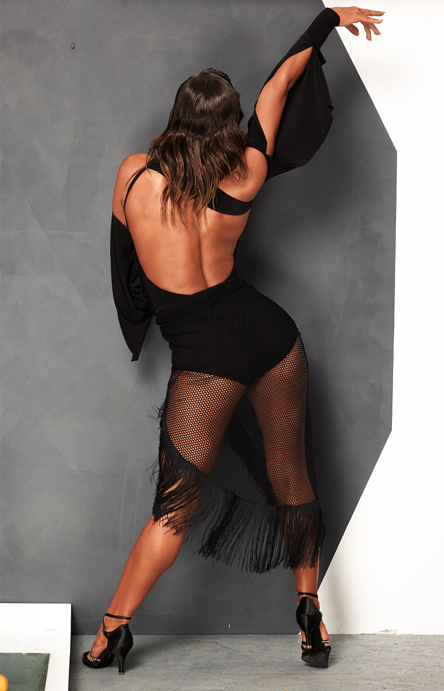 Latin practice skirt Jessica