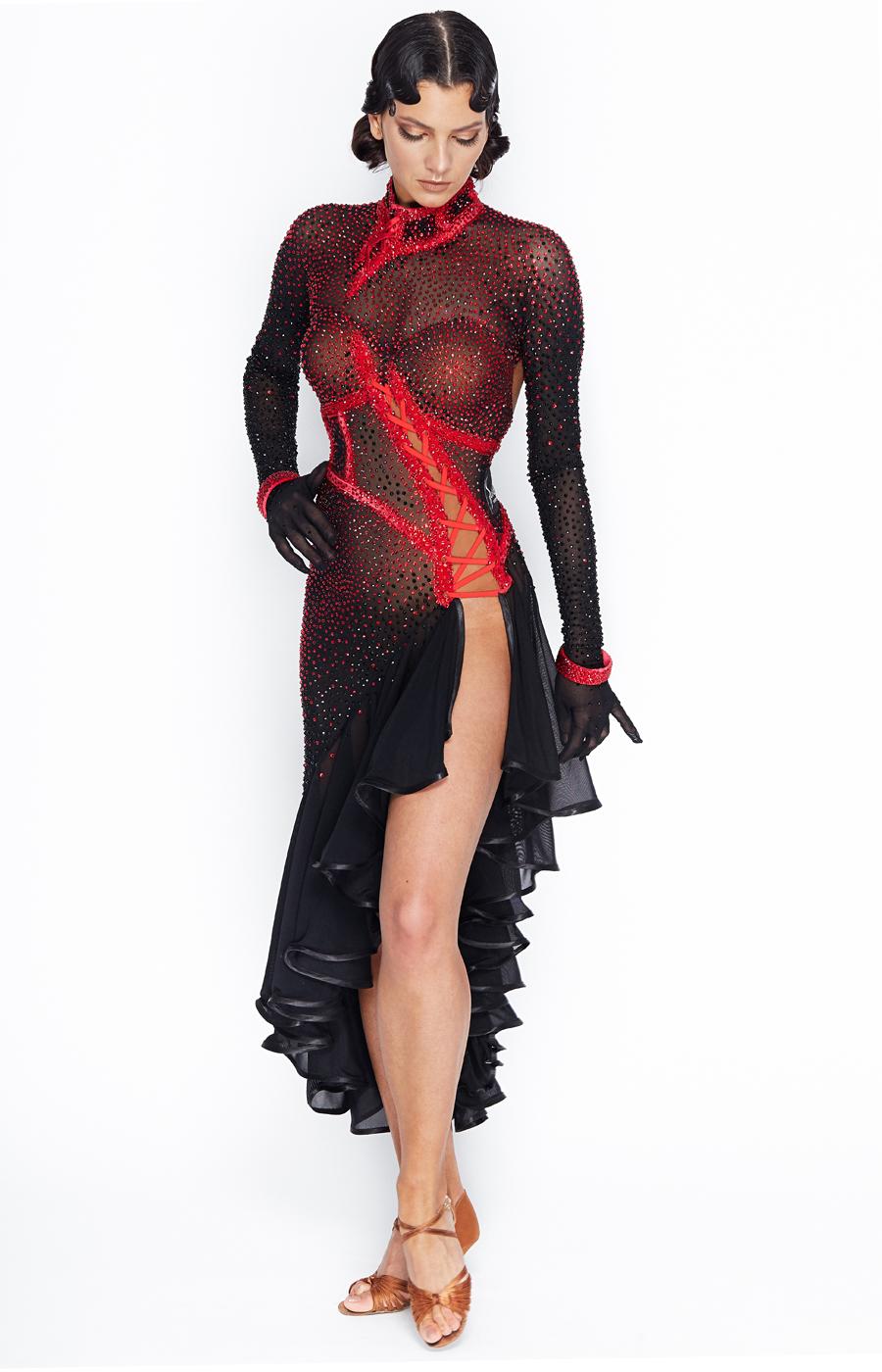 Latin dress Johanne