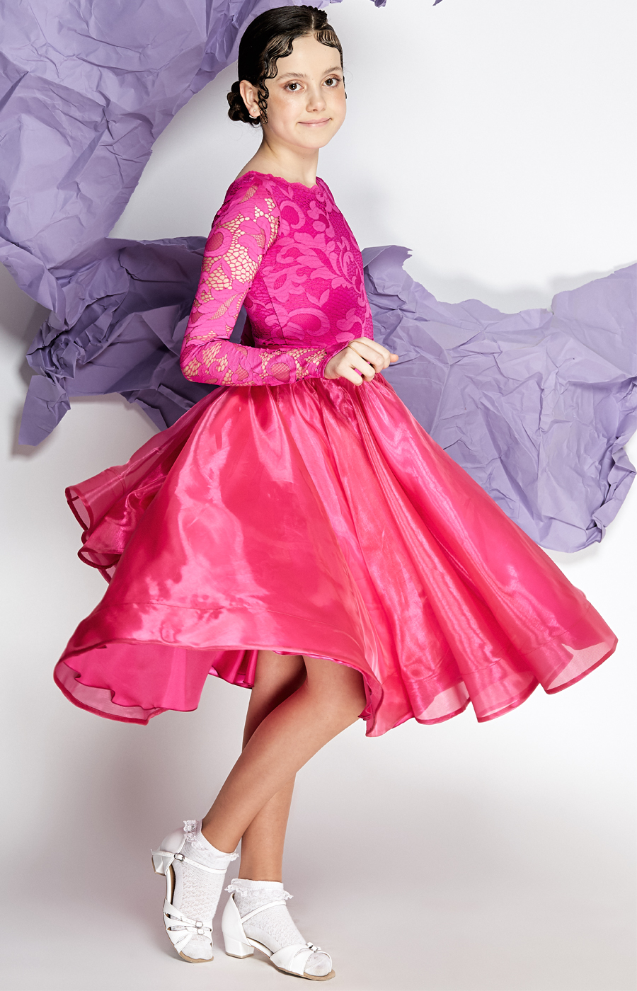 Juliette juvenile dress