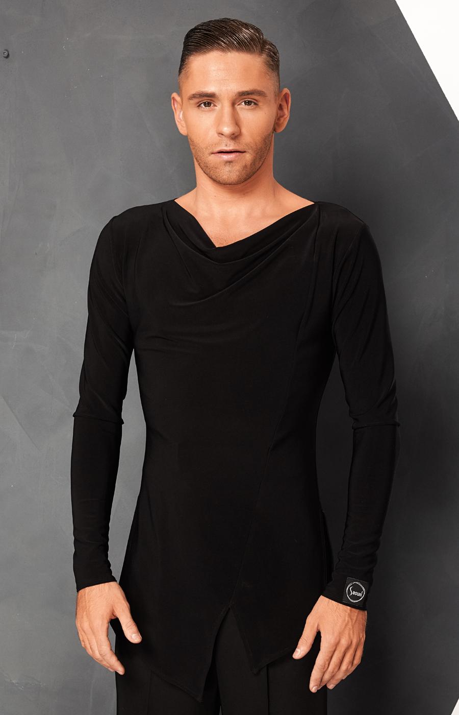 Men's latin practice shirt Pablo