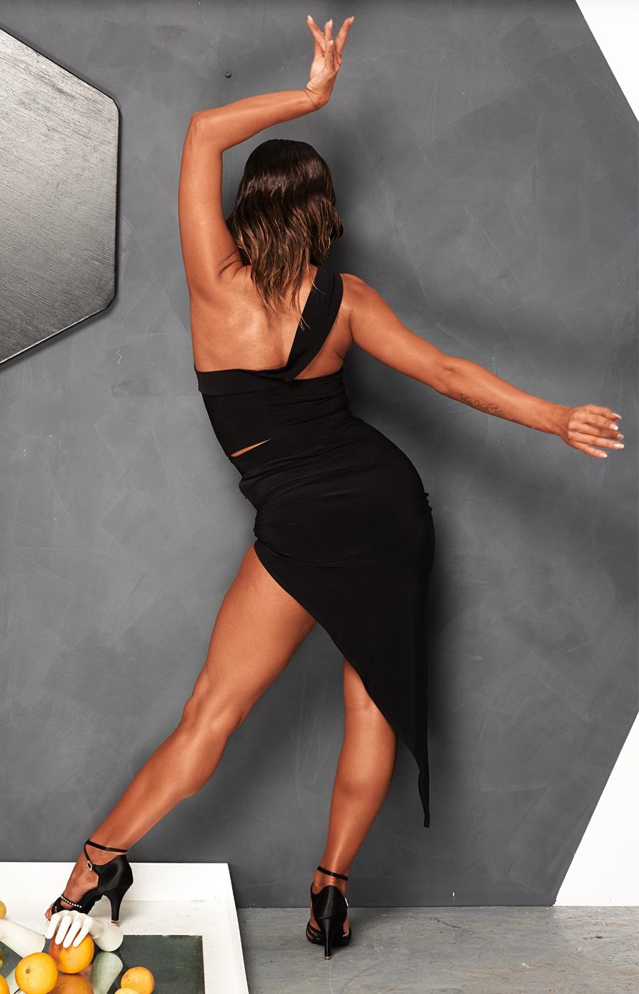 Latin practice skirt Leandra