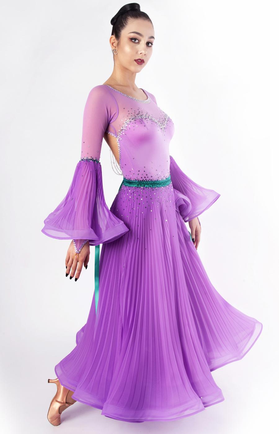 Ballroom dress Lilac Dream