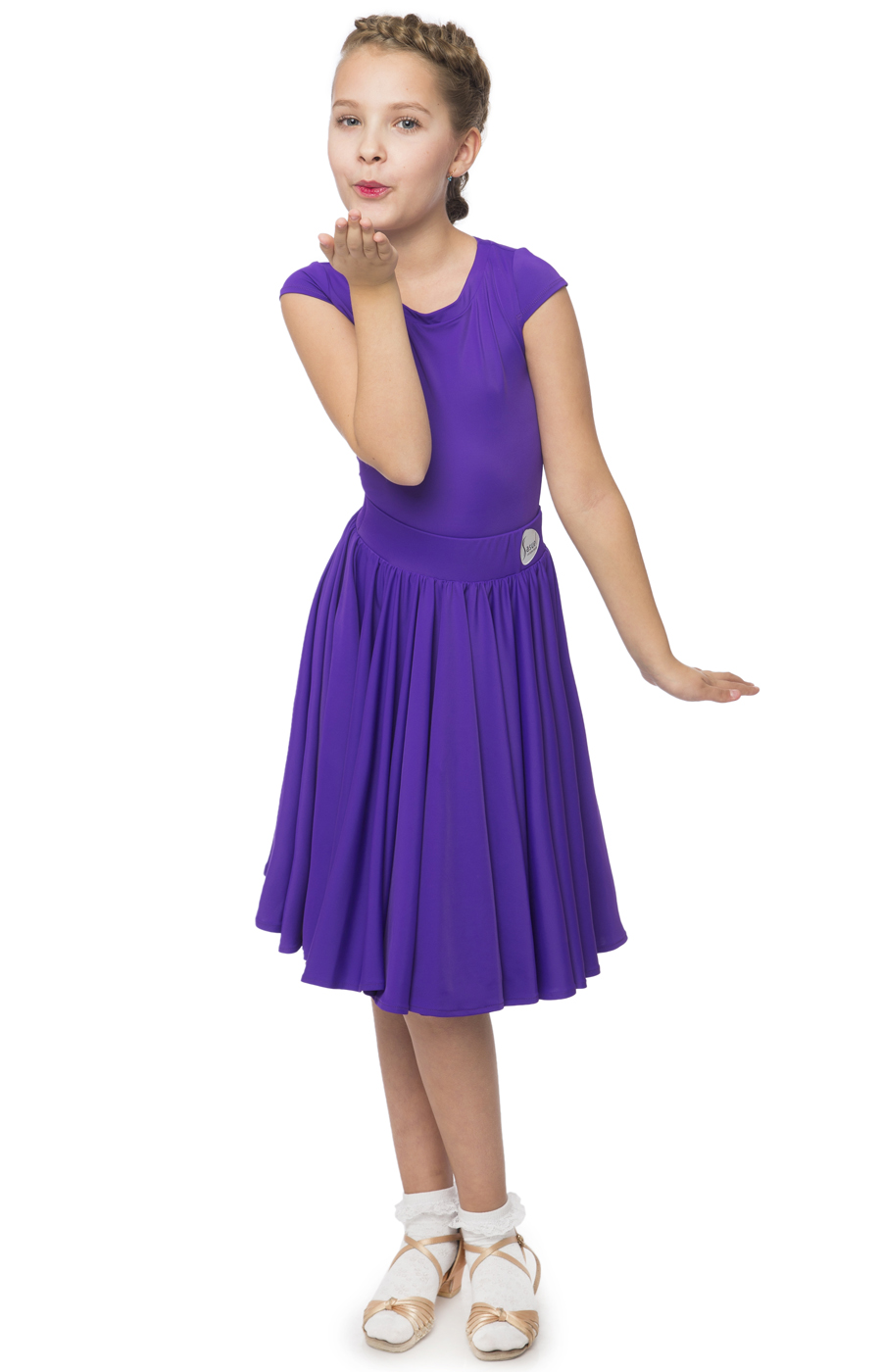 Malvina juvenile dress