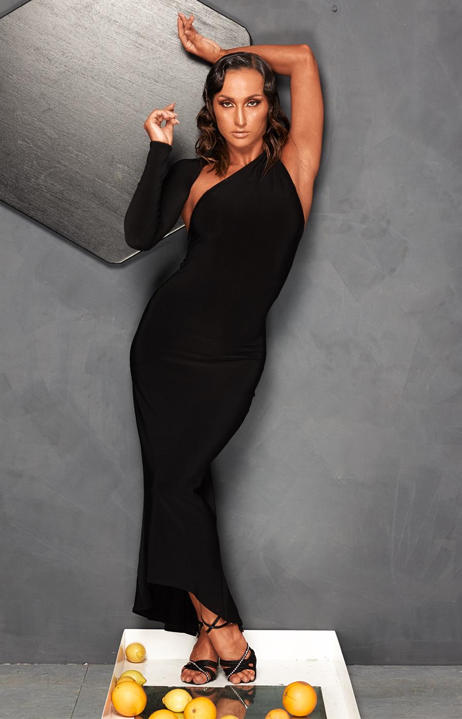 Latin practice dress Monique