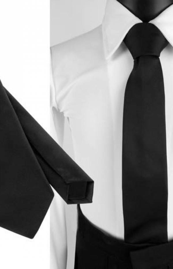 Simple necktie