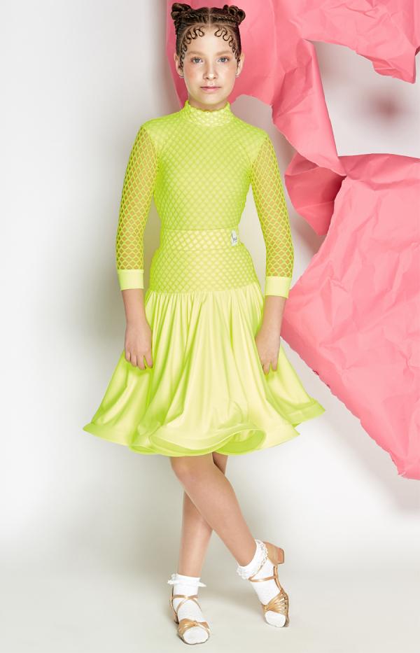 Nina juvenile dress
