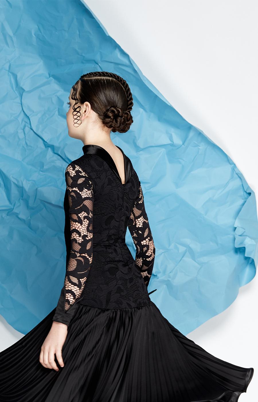 Samantha juvenile dress