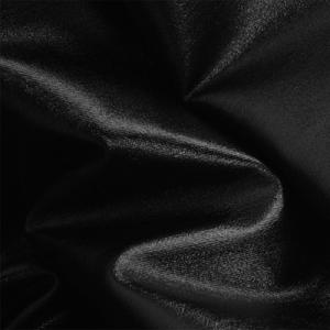 Satin Lycra Black