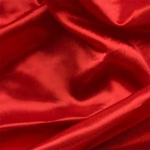 Satin Lycra Red