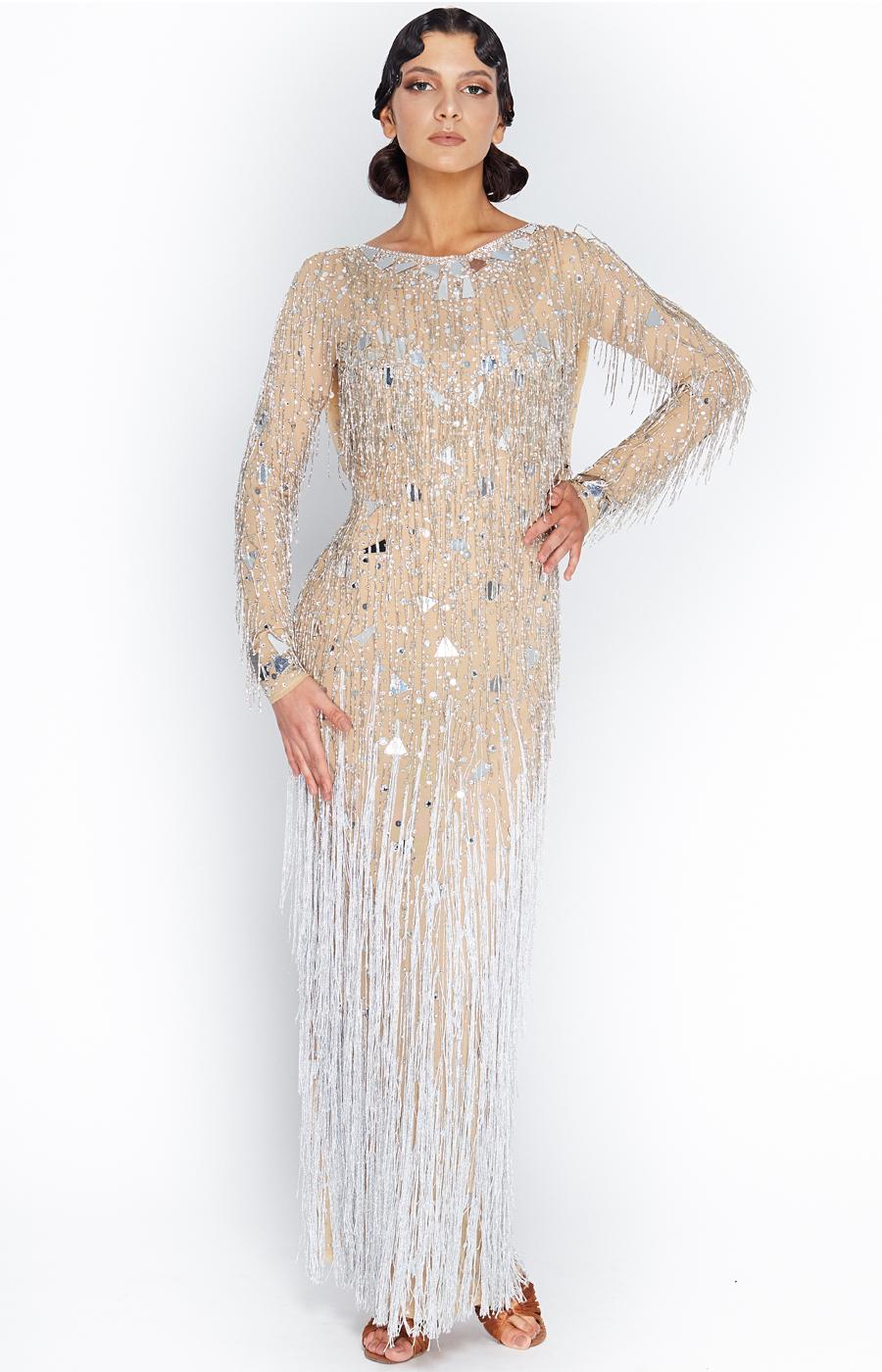 Latin dress Shania