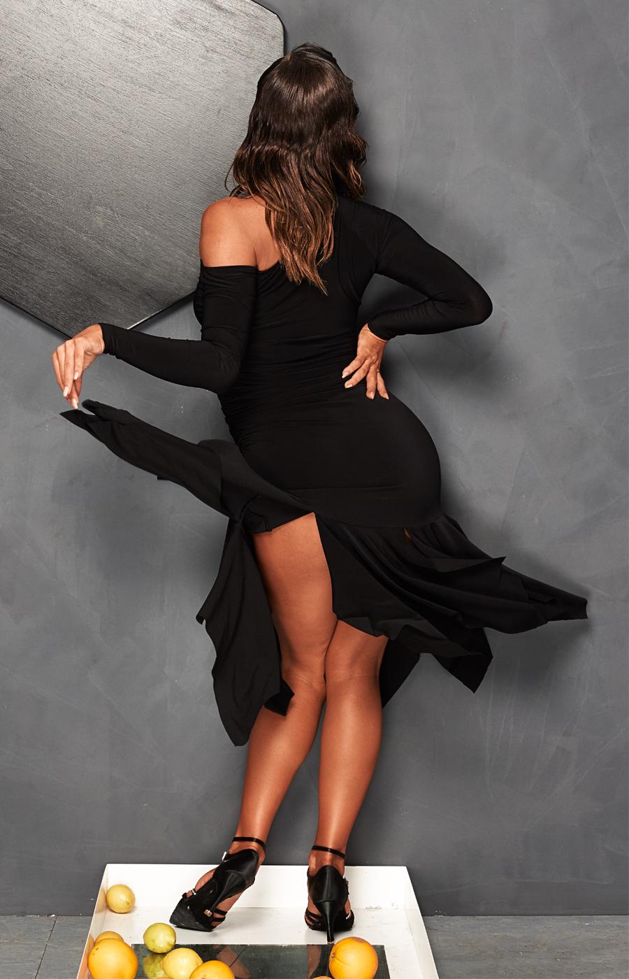 Latin dress Shya