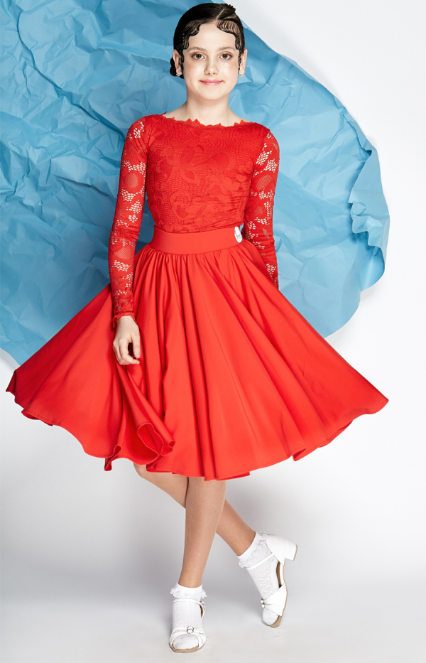 Suzy juvenile dress