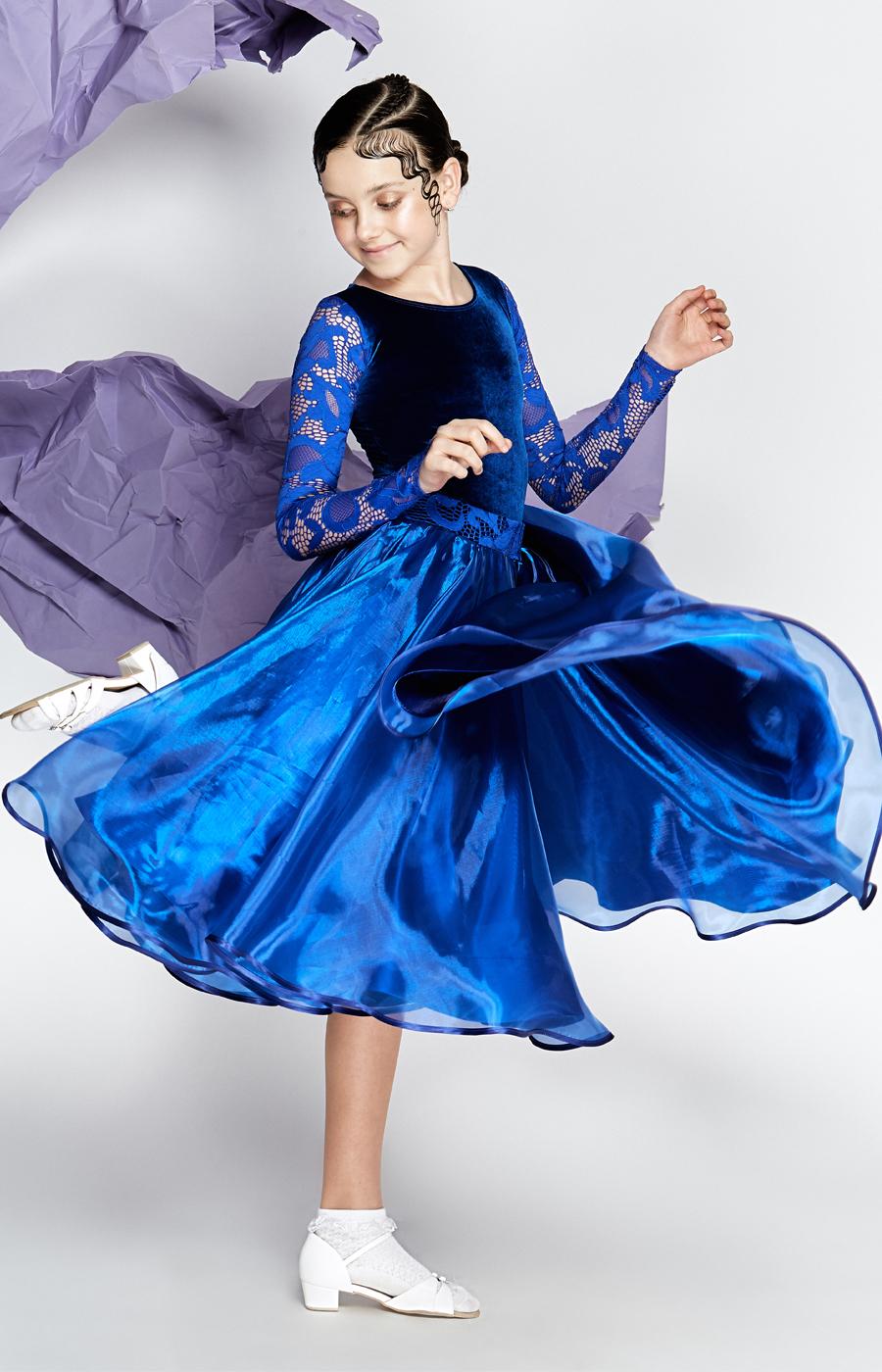 Victoria juvenile dress