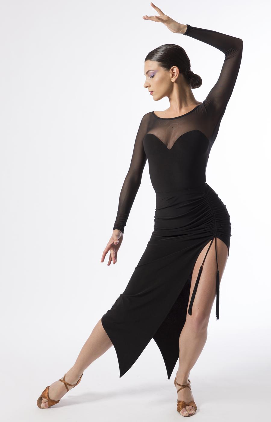 Latin practice skirt Vivienne