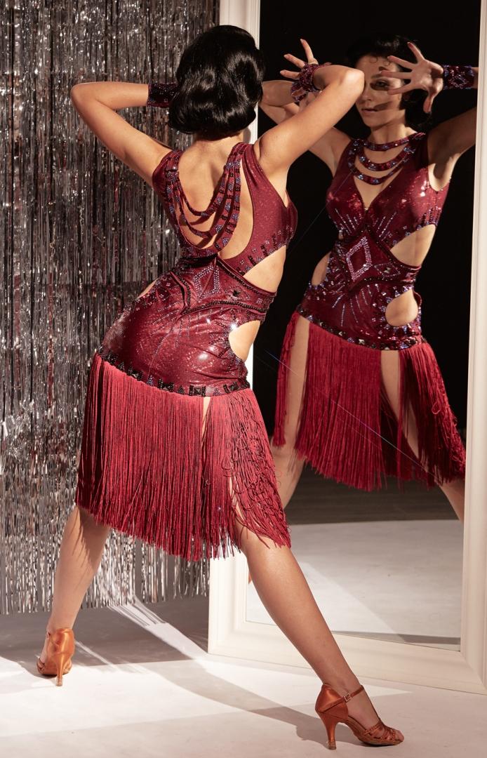 Latin dress Wanda
