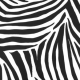 Zebra Crepe