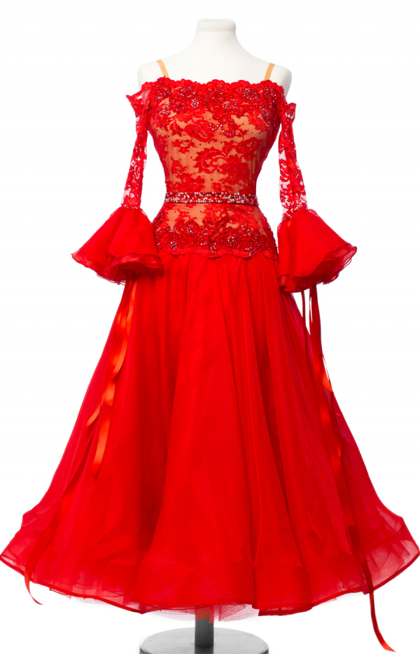Ballroom dress Estefania