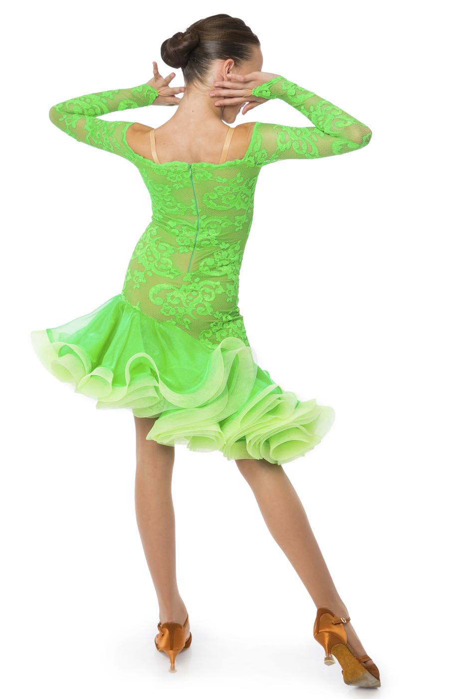 Latin dress Misty