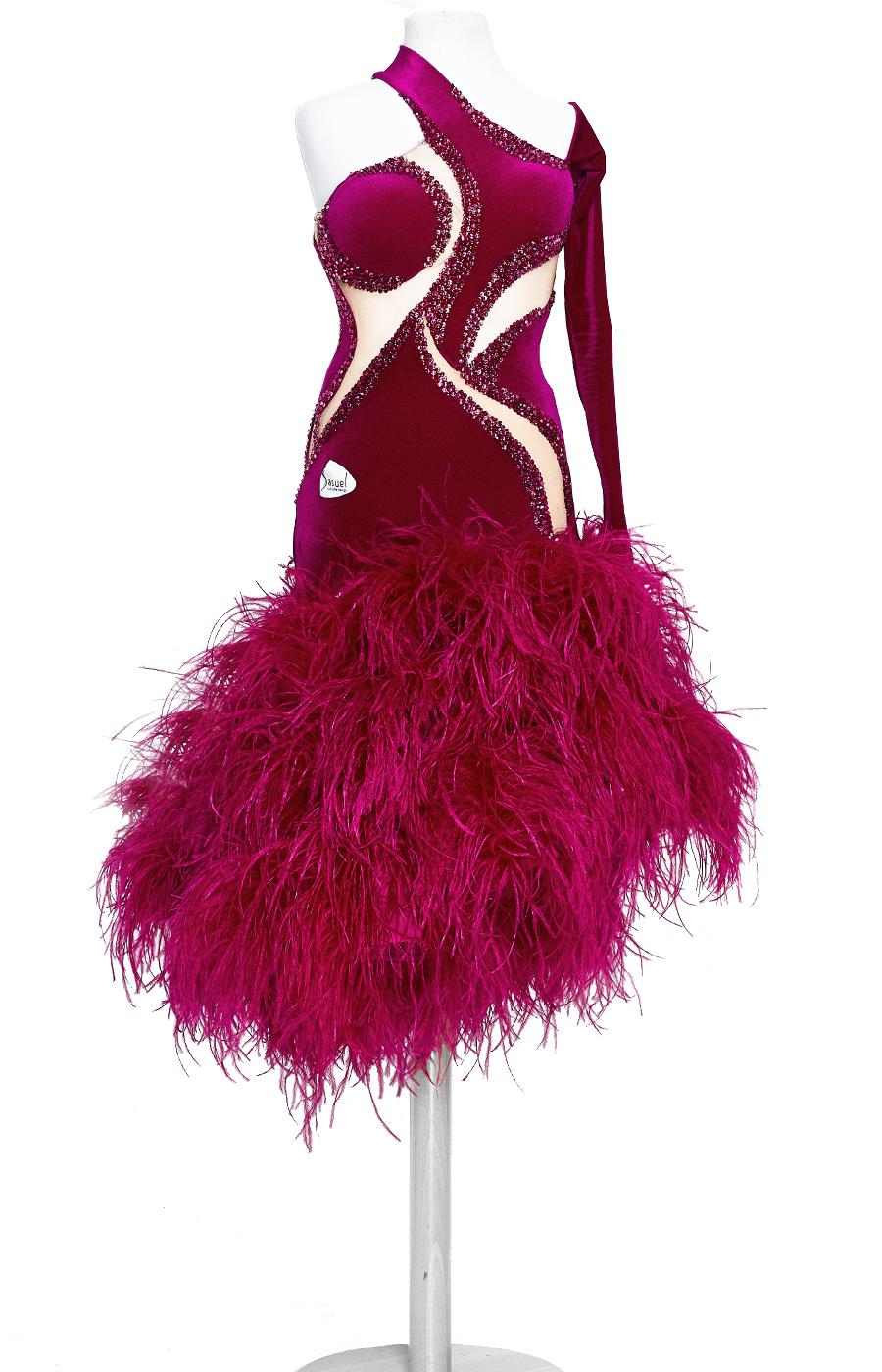 Latin dress Mikella