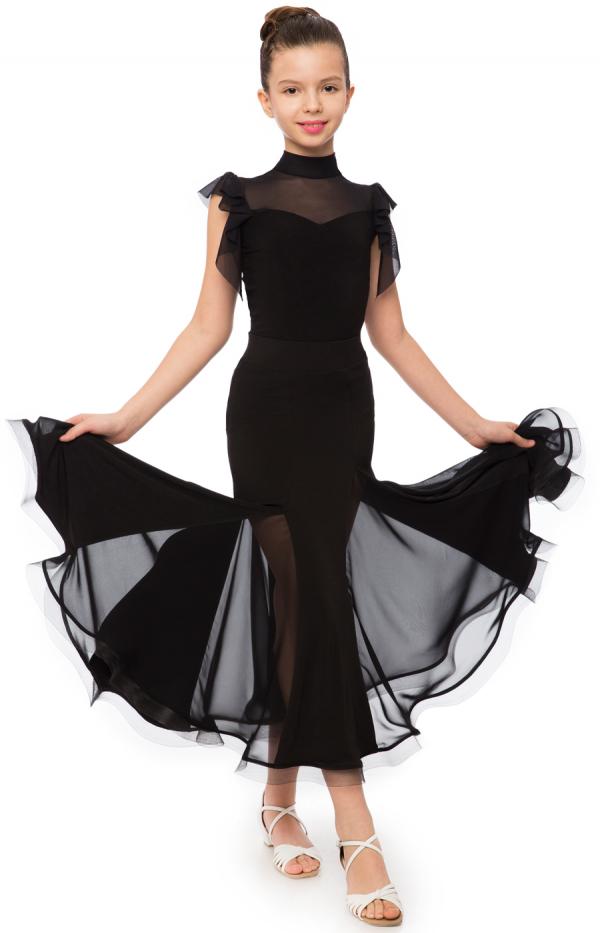 Ballroom skirt Rita