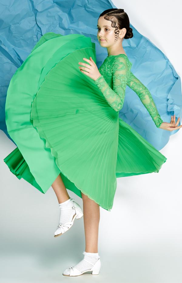Juvenile dress Grace_outlet