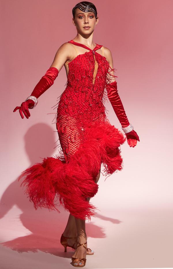 Latin dress Antonia (Sponsored)