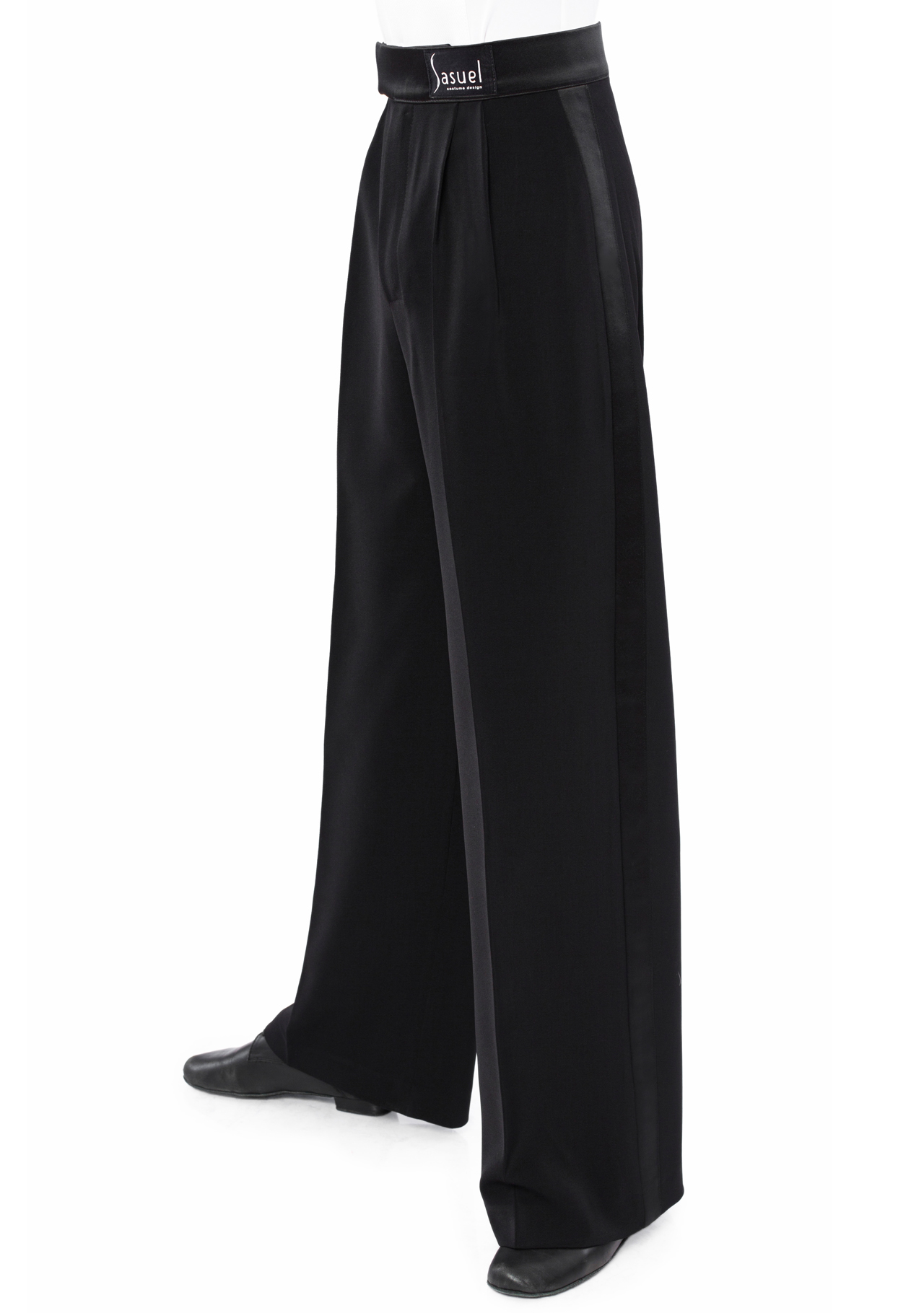 Latin trouser double pleated_outlet