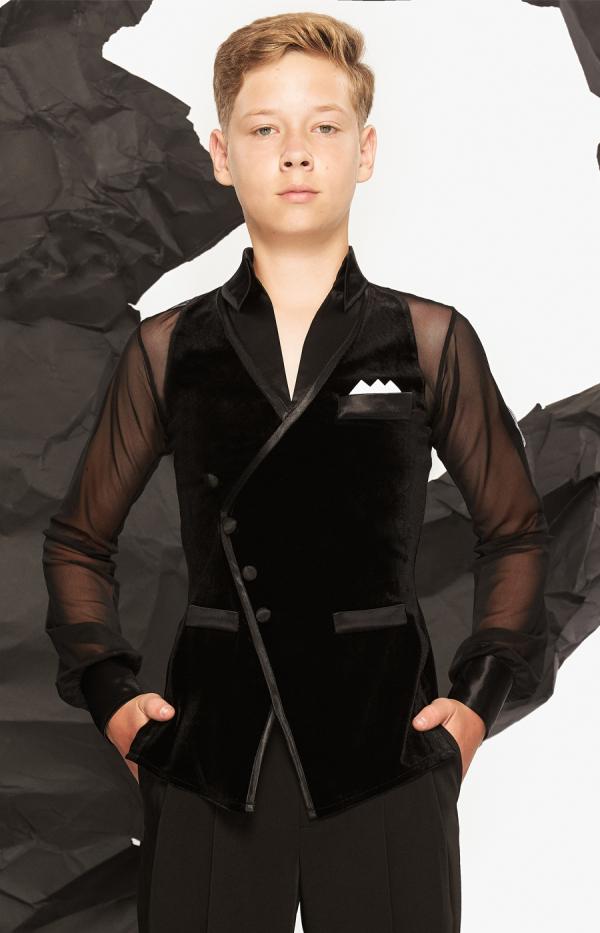 Junior latin shirt Dominik