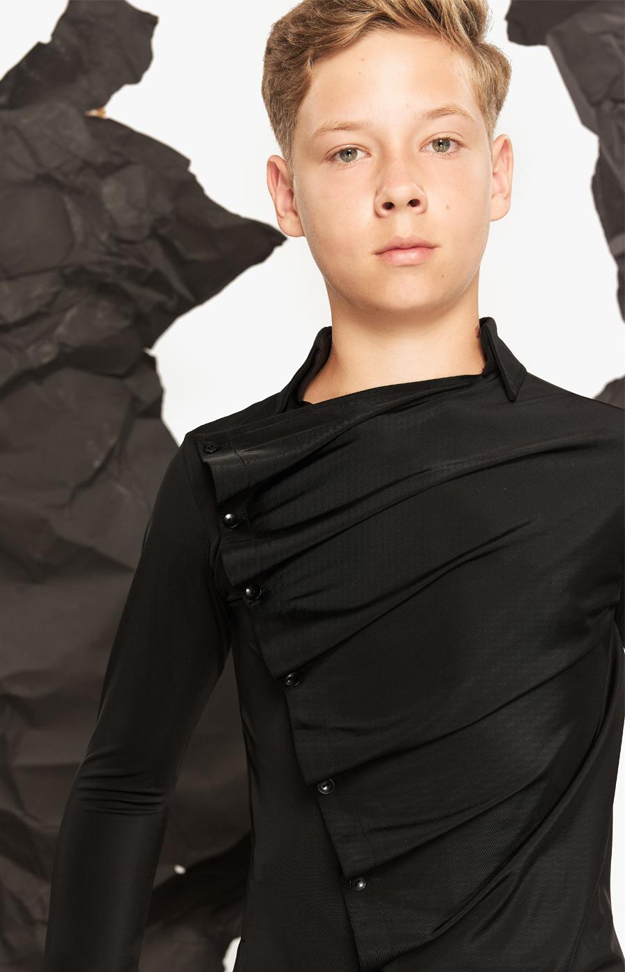 Junior latin shirt Hugo