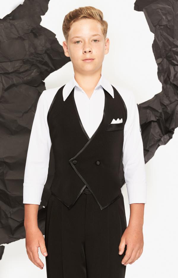 Junior 2 piece latin shirt Mateo