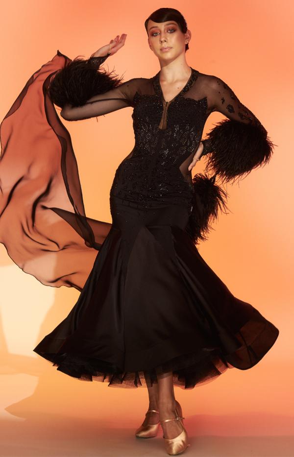 Ballroom dress Baghira