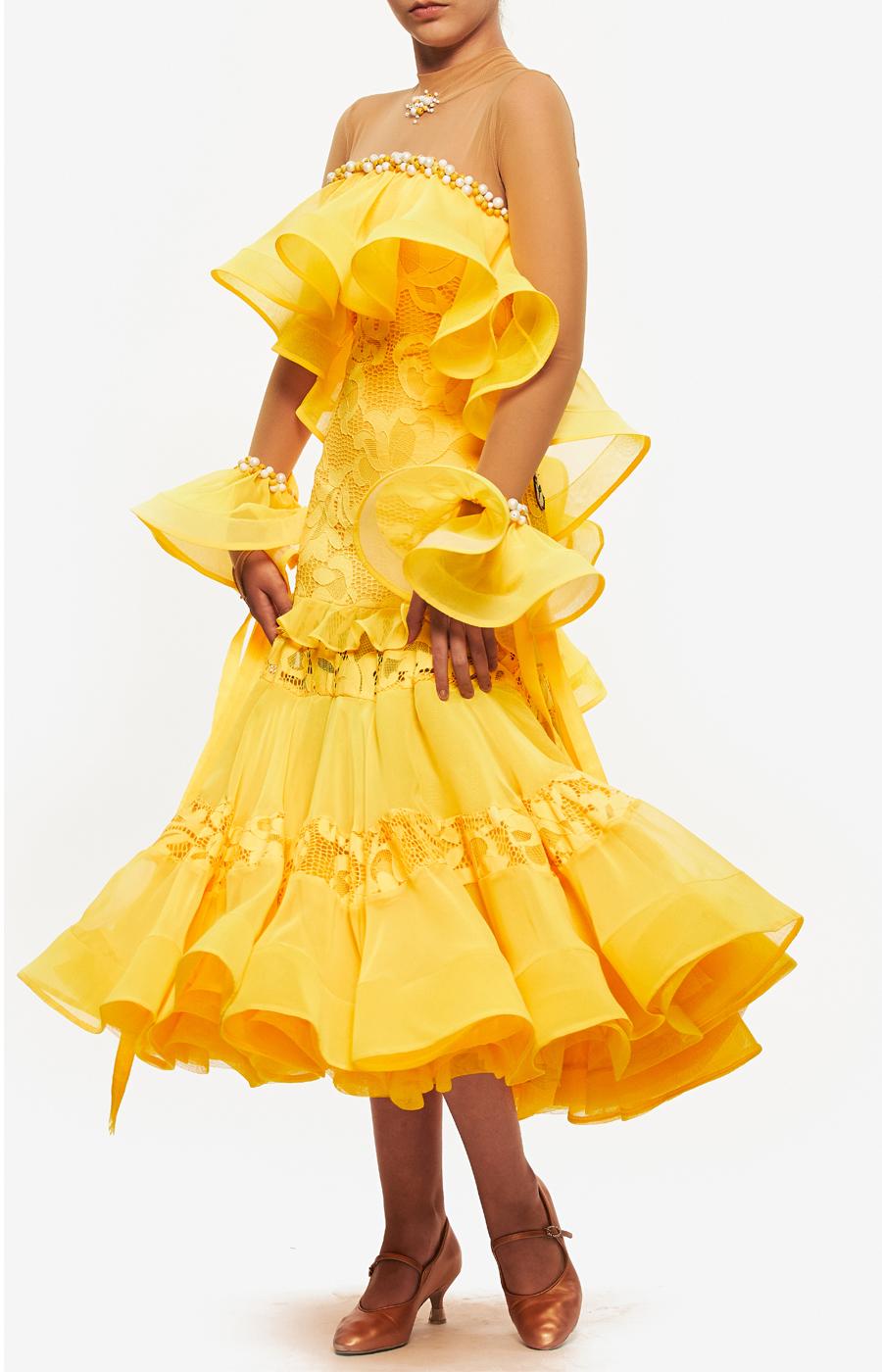 Ballroom dress Narcissa
