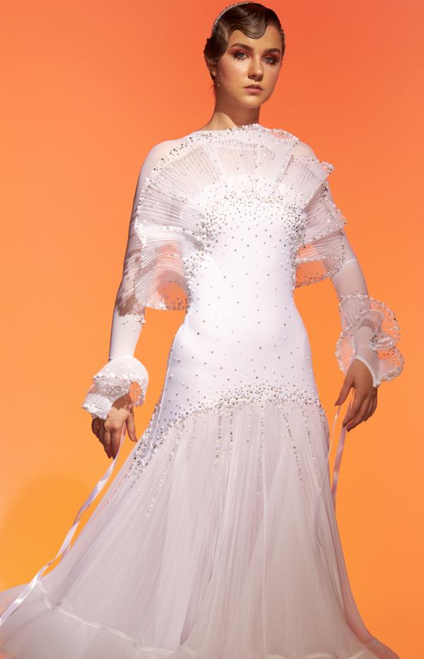 Ballroom dress Pearl