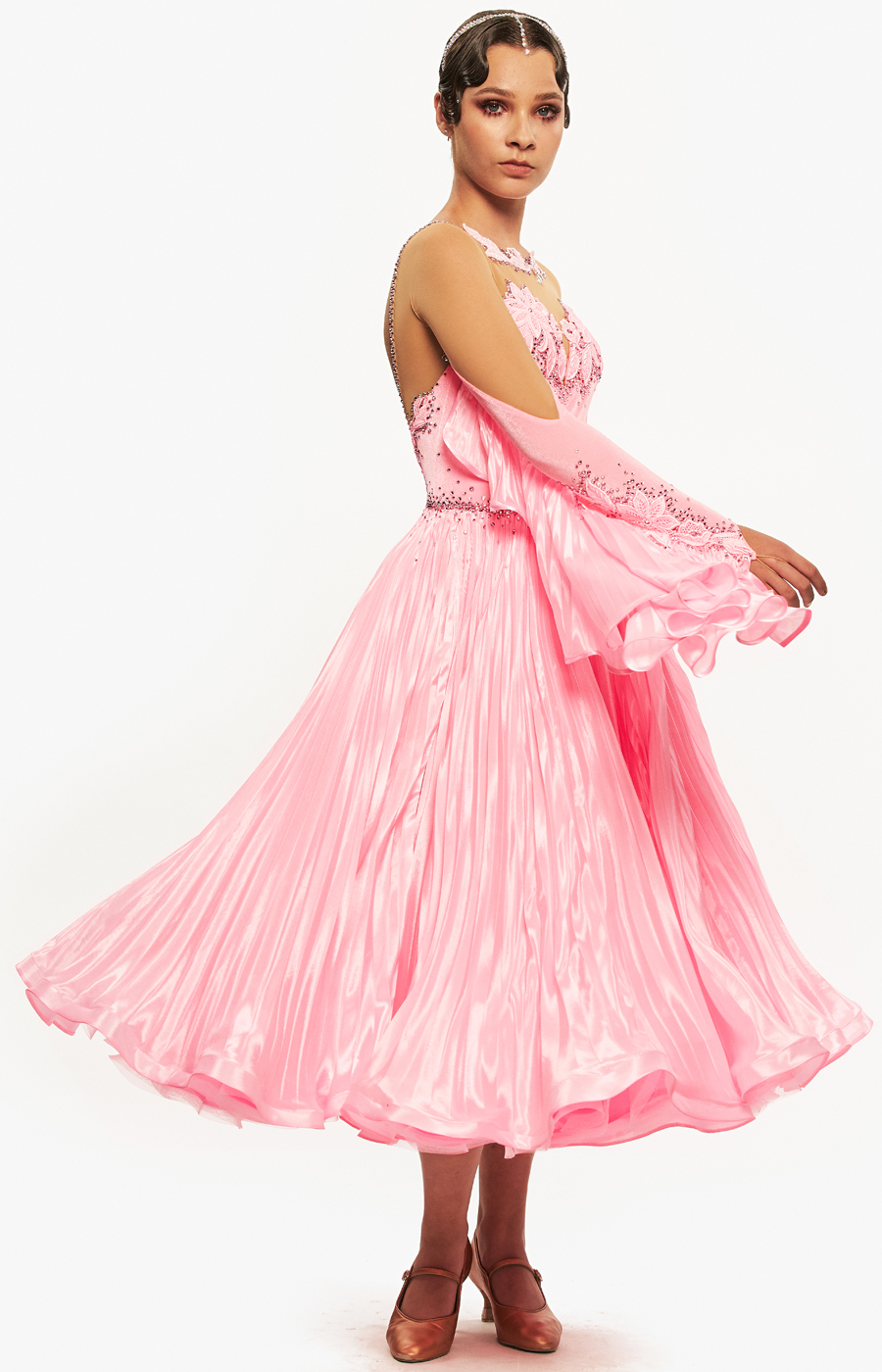 Ballroom dress Rose