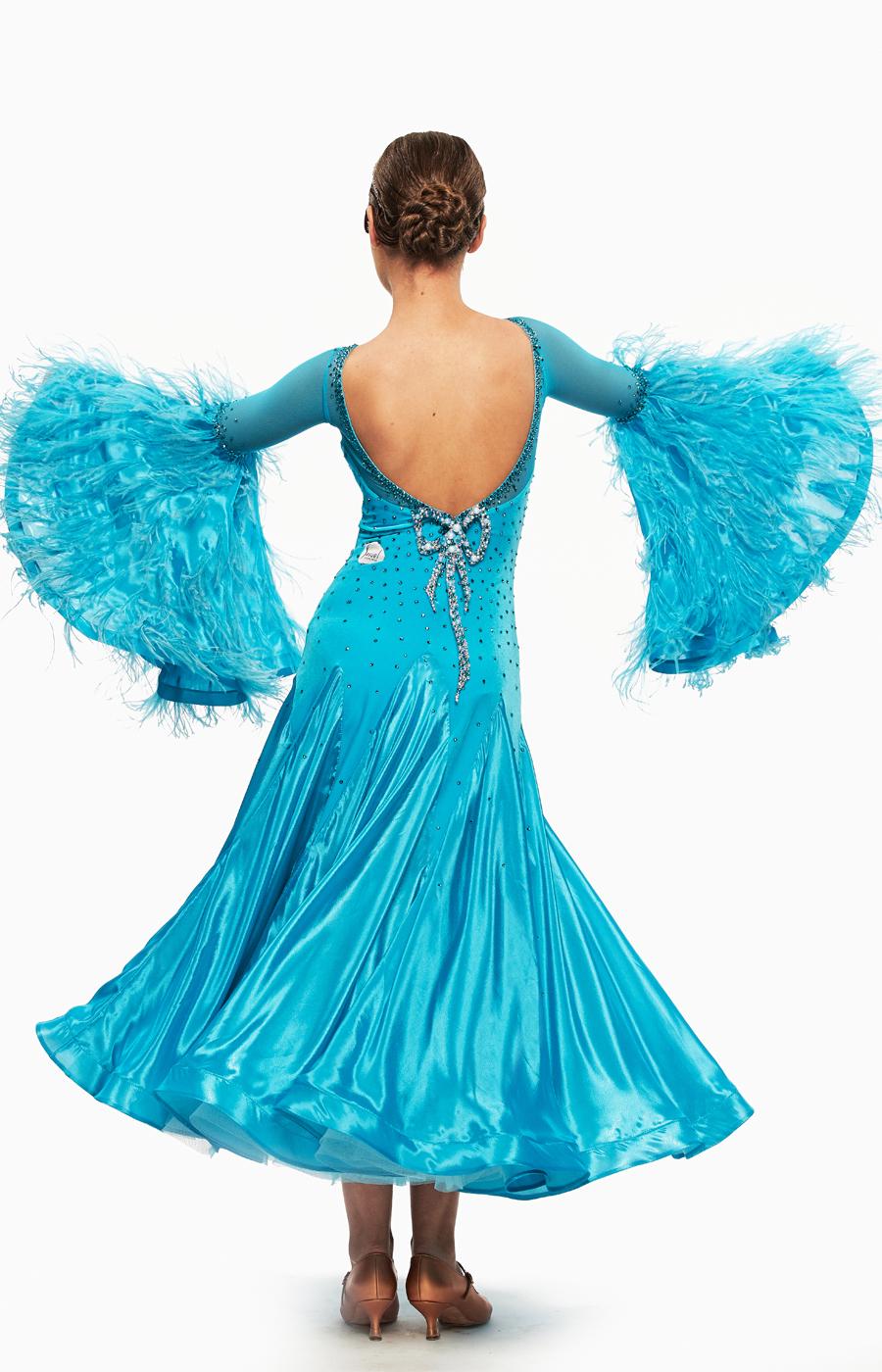 Ballroom dress Sapphire