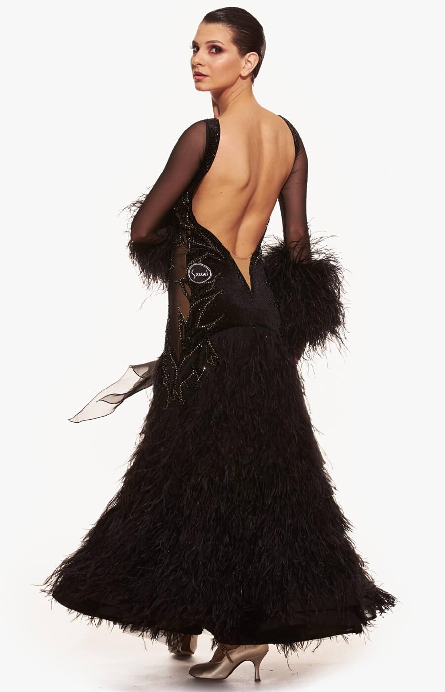 Ballroom dress Black Swan