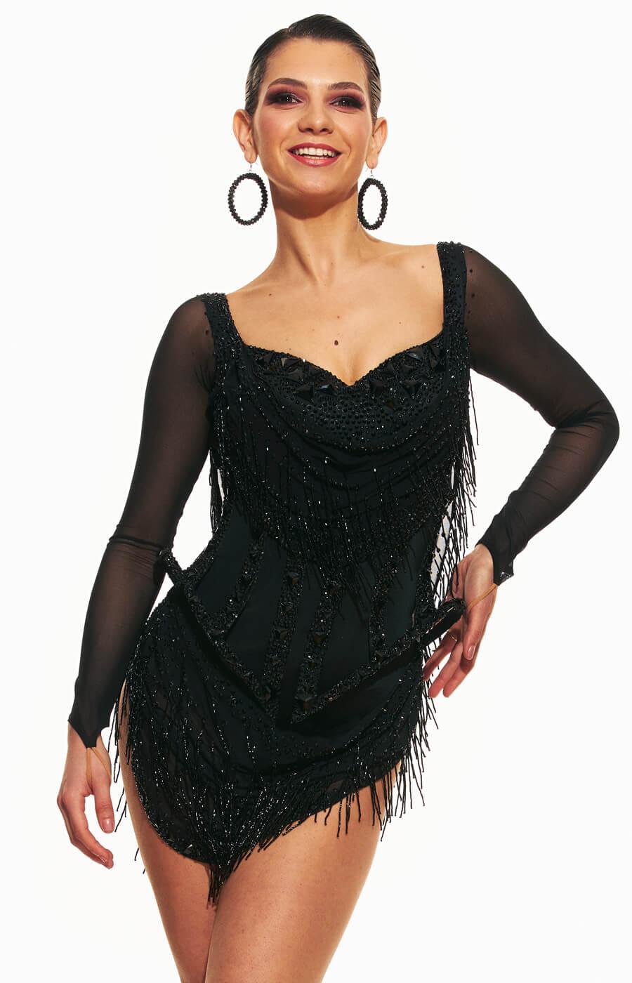Latin dress Dita