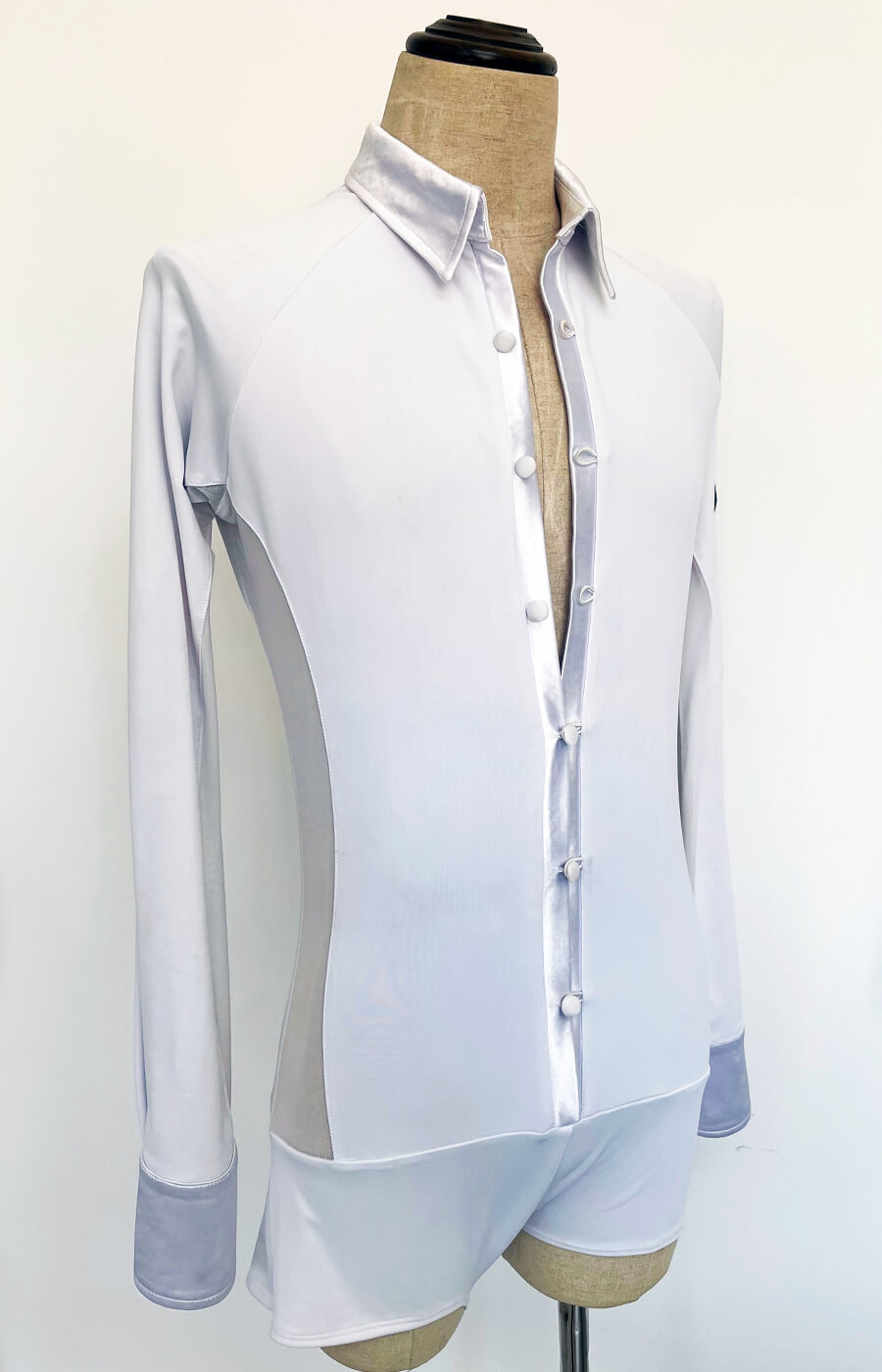 Latin shirt white_Sponsored