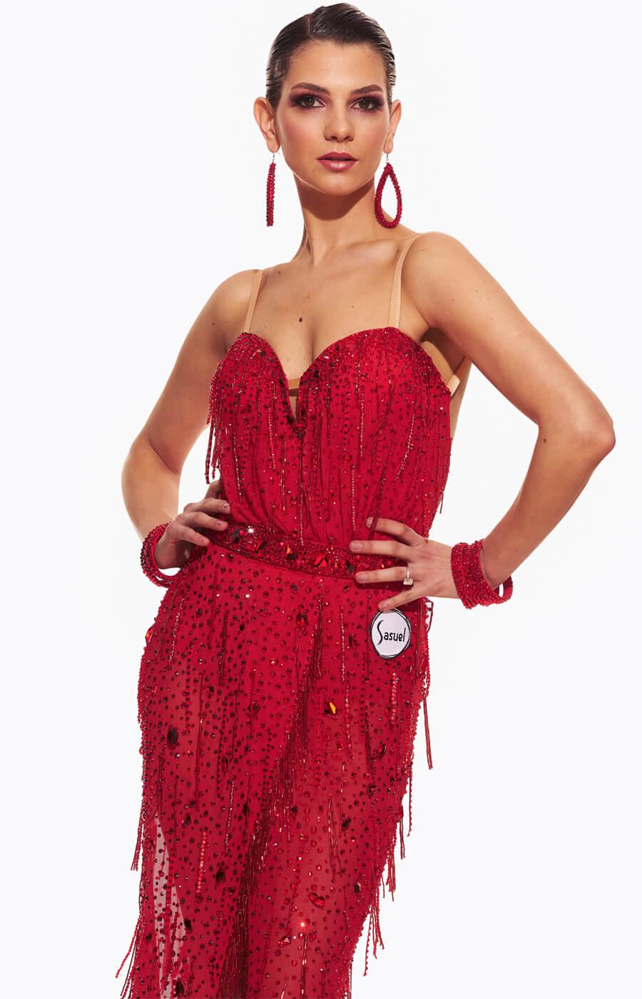 Latin dress Gloria