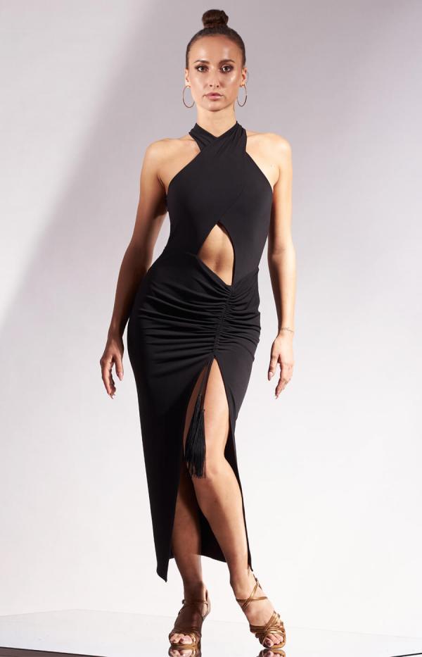 Nadia latin dress